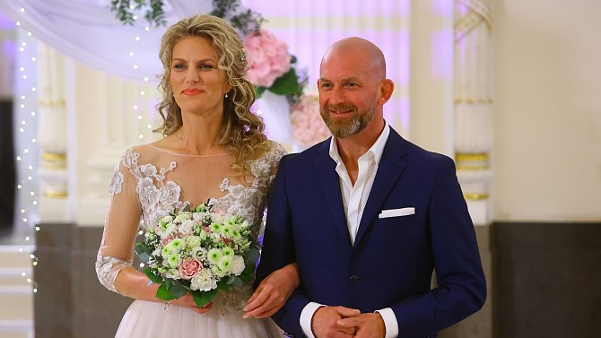 Další epizody Svatby na první pohled bude výjimečná.