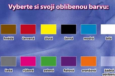 sexualita, sexuální test, sexualita podle barev