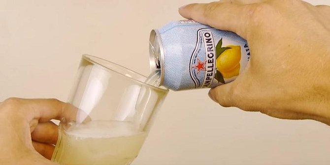 Jak ZCHLADIT nápoj za DVĚ minuty o 19 STUPŇŮ