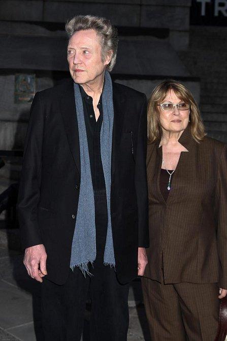 Christopher & Georgianne Walken