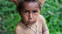 Ilustrační foto - Papua-Nová Guinea - chlapec