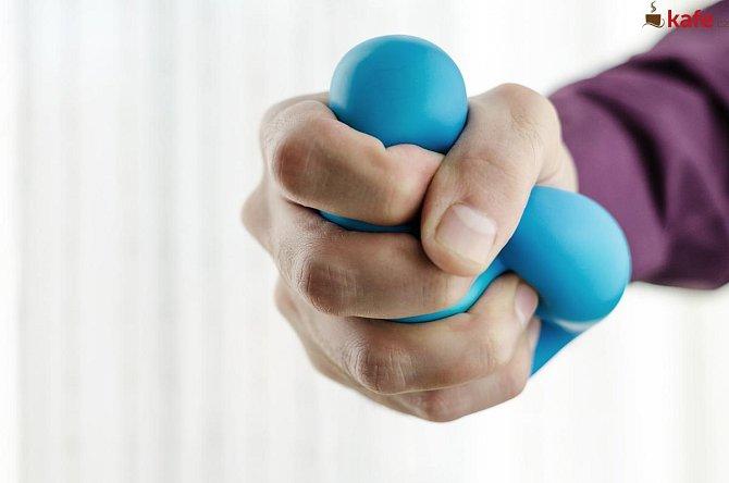 Ilustrační foto - Udělejte si z ní antistresový balónek