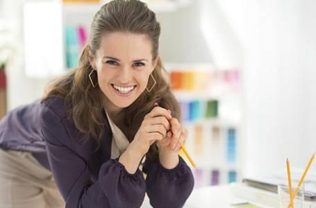 V práci můžete být šťastná, věřte nám!