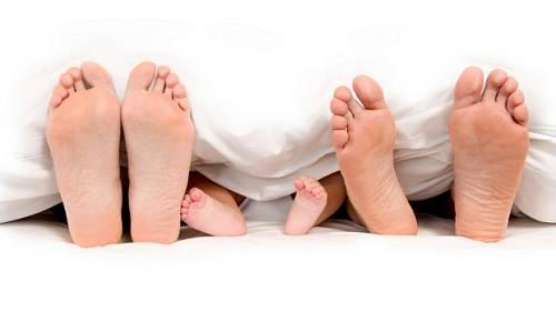 RADY PRO MAMINKY: Jak uspat miminko v pěti krocích?