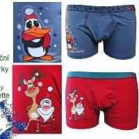 Vánoční boxerky