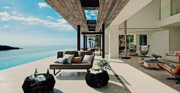 Harry a Meghan si užili pár dní na ostrově Ibiza na tomto kouzelném místě.