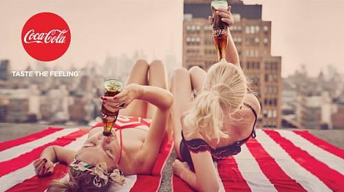 """Coca-Cola spouští novou globální kampaň """"Taste the Feeling"""""""