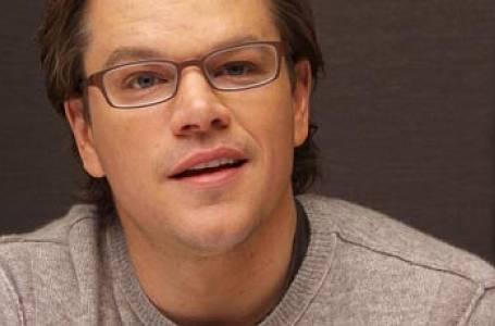 Kde hrál Matt Damon?