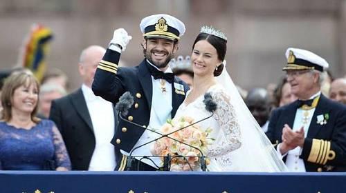 Král Filip VI. a královna Letizia