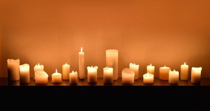 Velké a časté pálení vonných svíček vás může stát zdraví.