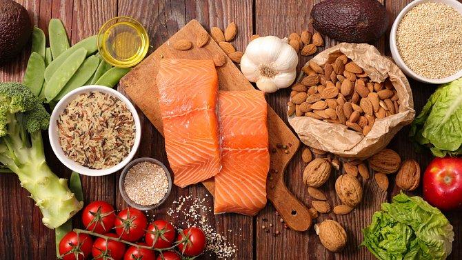 Hodnoty krevního tlaku můžete ovlivnit i skladbou svého jídelníčku.