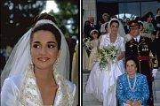Jordánsko: královna Rania