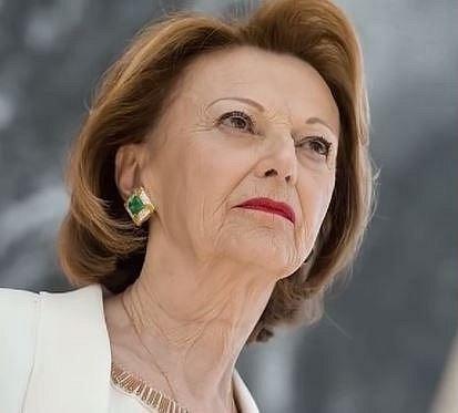 Maria Franca Fissolo - 22,1 miliard dolarů