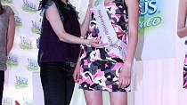 Kateřina Sokolová získala titul Gillette Venus nejkrásnější nohy 2010