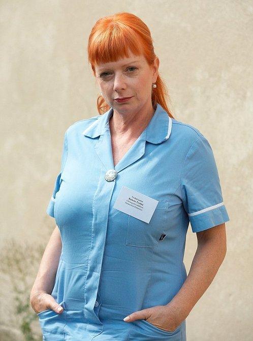 Bára Štěpánová v seriálu Ordinace v růžové zahradě