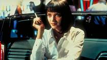 Uma Thurman v kultovním Pulp fiction