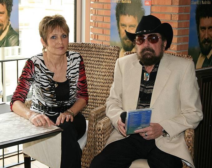 Olga Matušková s Waldemarem emigrovala do USA.