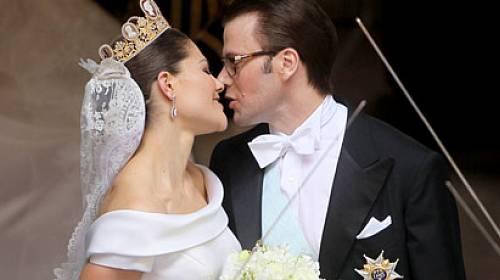 Horoskop: Princezna Victoria a její manžel Daniel