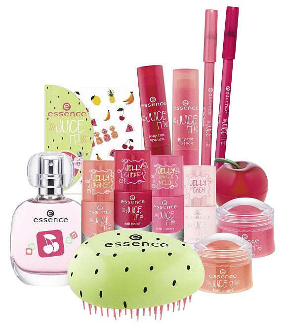 Mladé dámy budou nad balíkem kosmetiky jistě jásat.