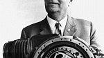 Felix WANKEL - technik, vynálezce, rotační spalovací motor