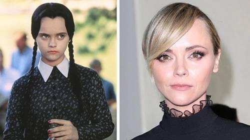 Christina Ricci už nemá s Addams family nic společného