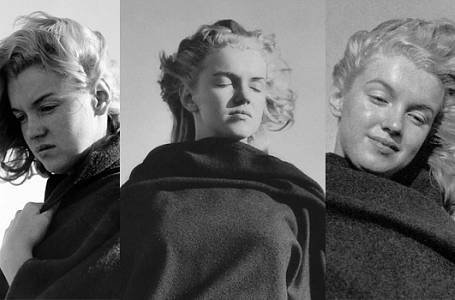 Zapomenuté fotografie MM z doby když jí bylo 20 let. Vážně byla tak krásná?