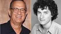 Tom Hanks prodával popcorn a arašídy.