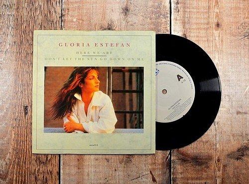 Hudební album Glorie Estefan