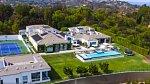 Sídlo Gwen Stefani v Beverly Hills.