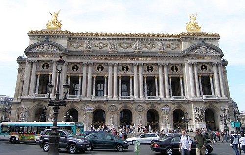 Pařížská opera