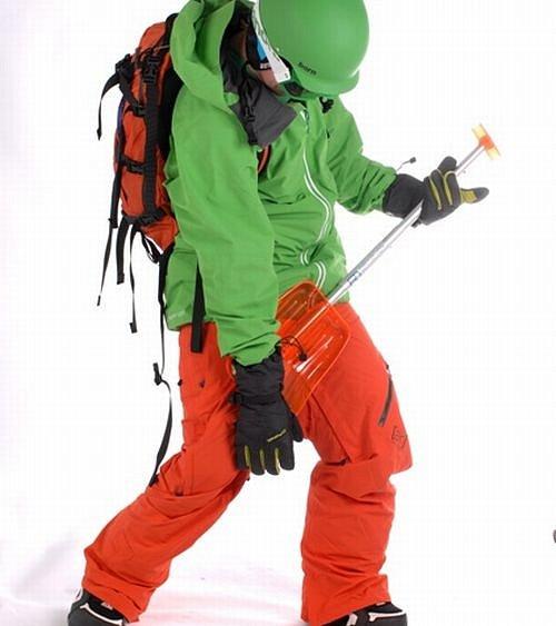 Snowboard, Oblečení