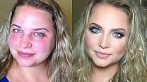 Make-up je sice umění, ale působí i jako lék na duši.