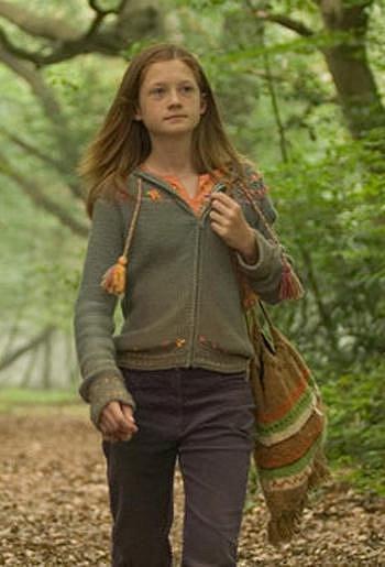 Harry Potter a Ohnivý pohár - Bonnie Wright coby Ginny Weasley