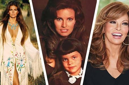 Jak šel čas s Raquel Welch: Nosila paruky a ze žárlivosti zhatila kariéru své dcery