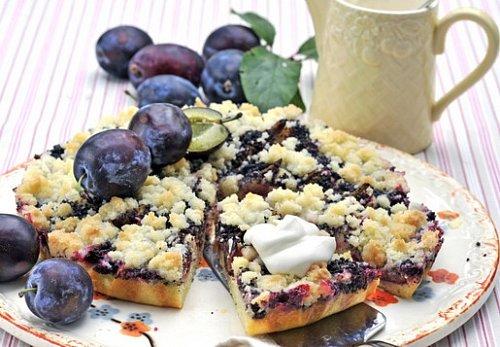 TOP recepty na sobotu:  Sázka na švestkové koláče s mákem