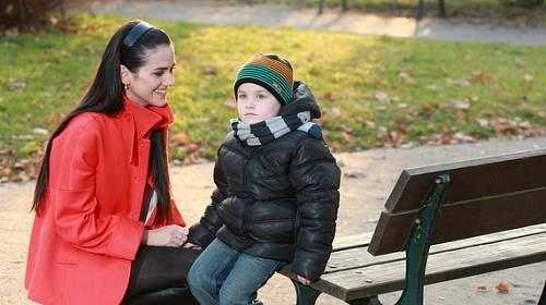 Libuška Vojtková o nevyléčitelné nemoci svého syna