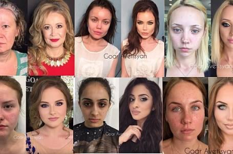 Co dokáže make-up za 15 minut?