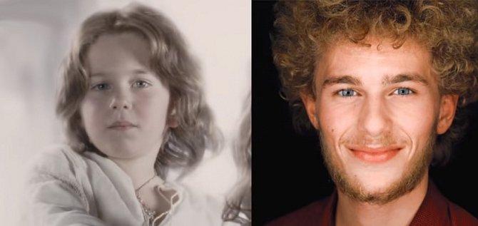 Pamatujete si scénu, kdy Arwen kráčí lodím a má vidění týkající se jejího syna? Tak to je on. Malého Eldariona si na těch pár krátkých okamžiků zahrál tehdy sedmiletý Sadwyn Brophy, kterému je dnes 22 let, jako Elijahu Woodovi, když Pána prstenů točil.