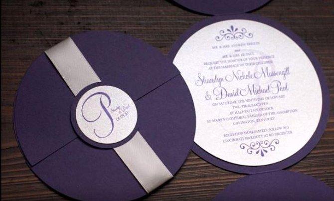 Nejkreativnější svatební oznámení