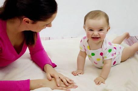 Seriál o manipulaci s miminky: Díl III. - Proč některé děti nelezou