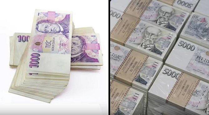 4. Přijali byste raději: A) jistých 100 Kč na účet? B) 50% šanci vyhrát 1 milión korun?
