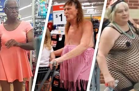 I na nákupech můžete být sexy. Tihle jsou sexy, až to bolí...