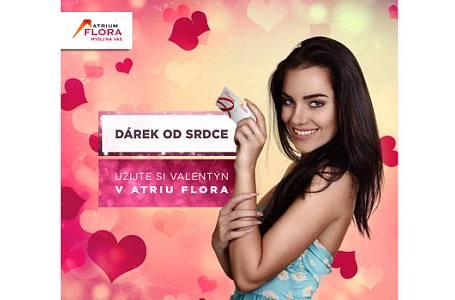 Užijte si Valentýn v Atriu Flora