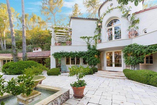 Dům Katy Perry je na prodej.