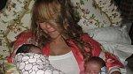 Mariah Carey a dvojčata Monroe a Morrocan