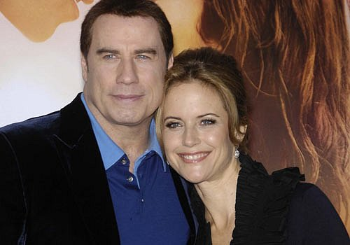 Kelly Preston a John Travolta