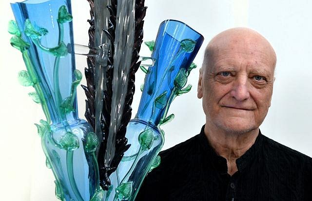 Bořek Šípek, výtvarník - Narození: 14.6. 1949, Praha, Československo - Úmrtí: 13.2. 2016