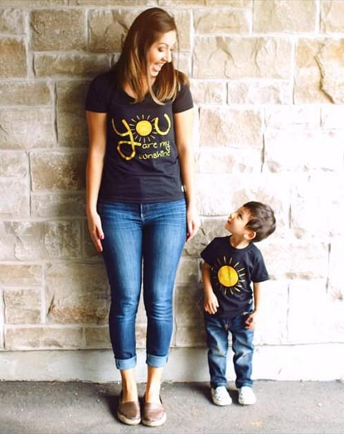 Tipy na trička pro dva či rodinku