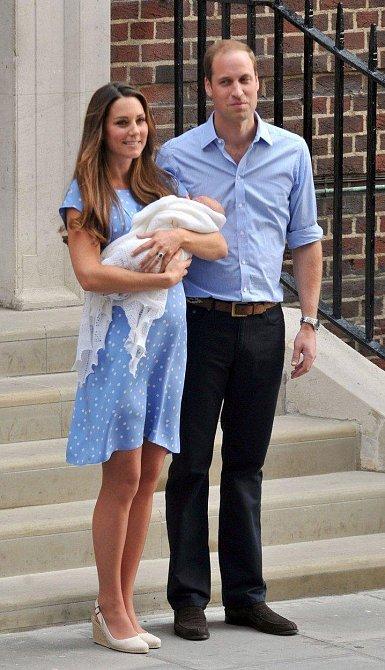 Kate si poprvé vzala bezpečné boty na klínku, bylo jí ale vyčítáno, že tak působí přiliš usedle.