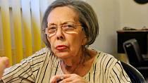 Jiřina Jirásková si kdysi měla vzít herce Vlastimila Brodského, z veselky ale nakonec sešlo.